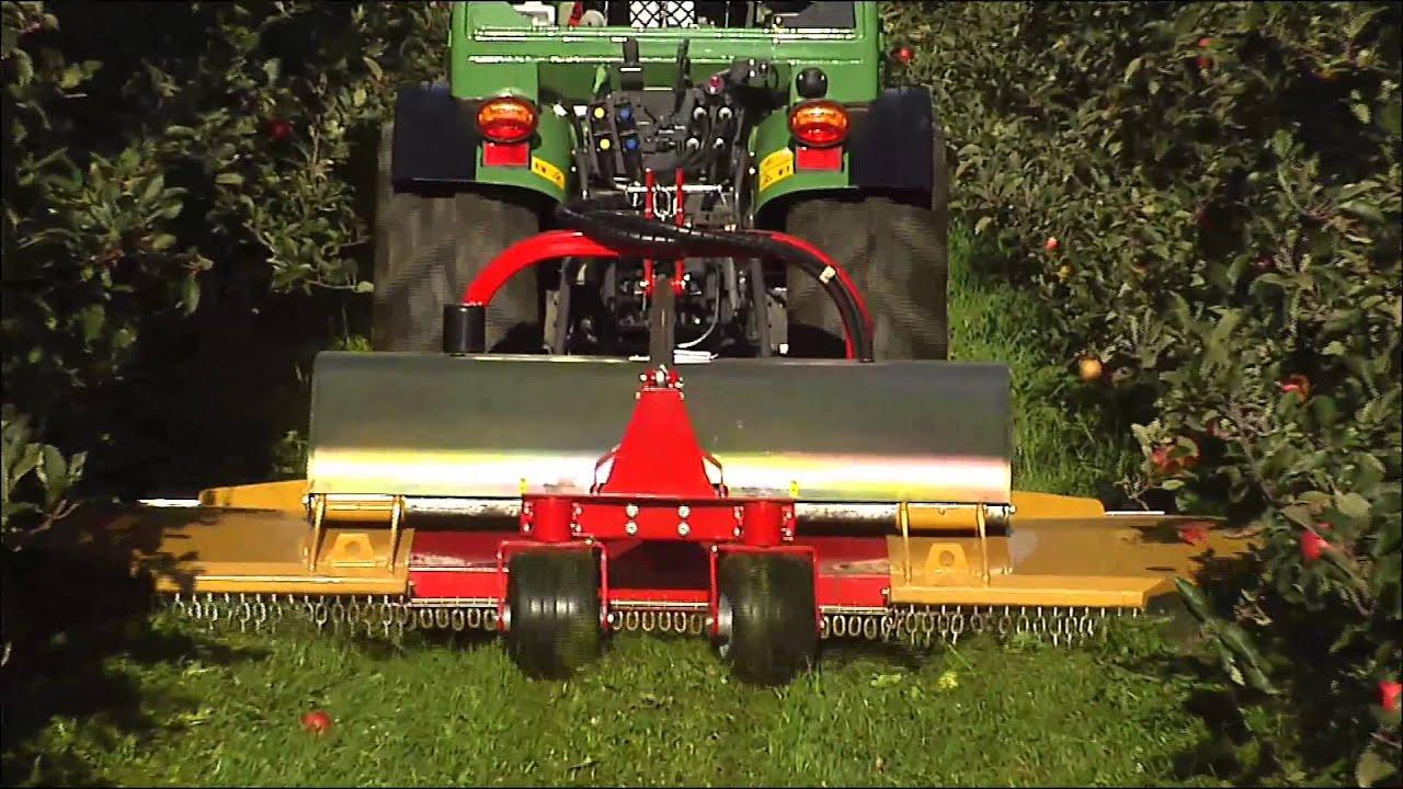 SEPPI M  - APPLE vario (new version) - rotary mower/ tagliaerba a lame/  Kreiselmulcher by SEPPI Mulcher
