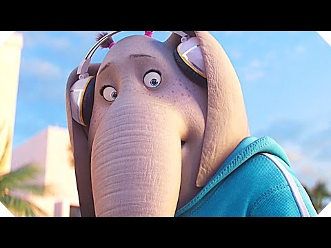 "SING - ""The Voice of an Angel"" - Movie Clip (Animation, 2016)"
