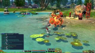 Blade and Soul Blade Master PVE Guide 2017