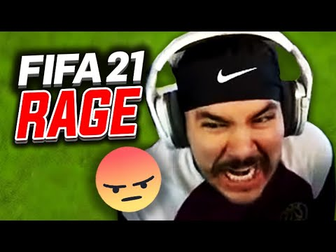 FIFA 21 RAGE COMPILATION but it's even more scripted |