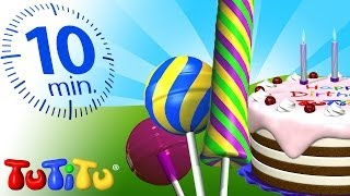 TuTiTu Specials | Sweets Collection | Chocolates, Lollipops, and a Birthday Cake!