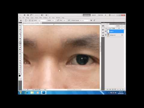 Photoshop CS5   Phan 1   Bai 15   Ung dung hinh the   YouTube