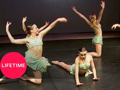 Dance Moms: Group Dance: Bollywood and Vine (S4, E14) | Lifetime
