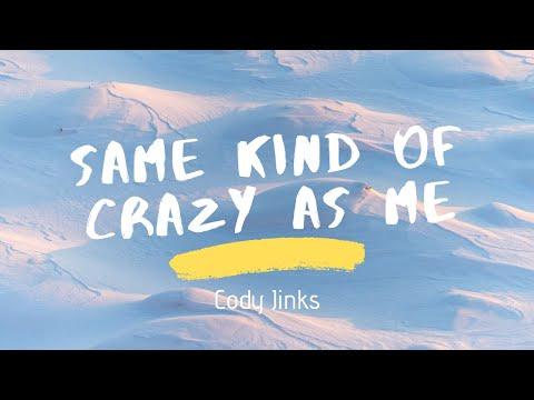 Cody Jinks - Same Kind of Crazy as Me (Lyrics) Mp3