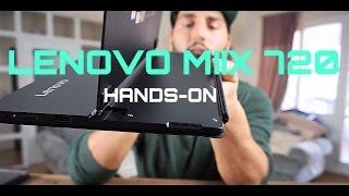 """[Test] Lenovo Miix 720 - Das """"Surface Pro 5"""" von Lenovo"""