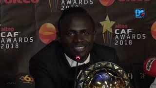 """Sadio Mané ; """"Mon rêve, c'est de gagner le Ballon d'Or"""""""