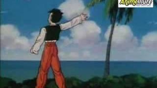 Dragon Ball Z Ende intrumental saga de bu