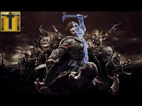 [12] Preparing for the siege - Middle Earth: Shadow of War