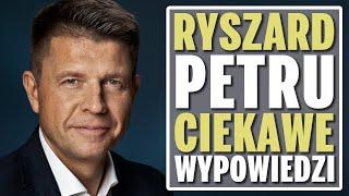Ryszard Petru (Instytut Myśli Liberalnej) – Ciekawe wypowiedzi.