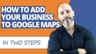 How to add your business to google maps in two steps Free HD Video