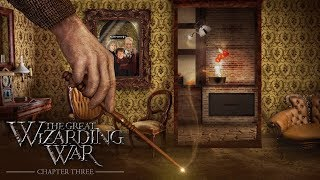 The Great Wizarding War - Chapter 3 - Expectations