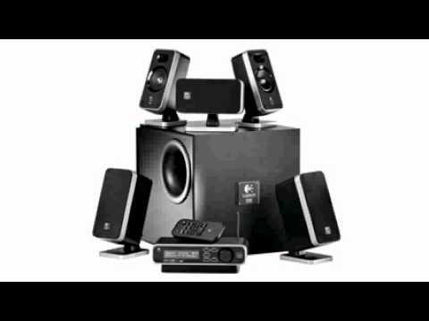 logitech z 5450 cracking popping sounds youtube. Black Bedroom Furniture Sets. Home Design Ideas