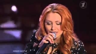Голос  Анастасия Спиридонова `I`m outta love` - Первый канал.mp4