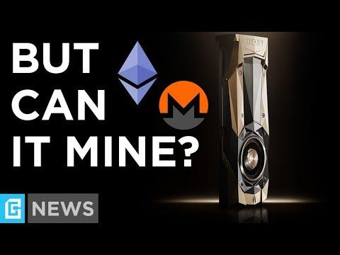 Titan V Mining Performance!