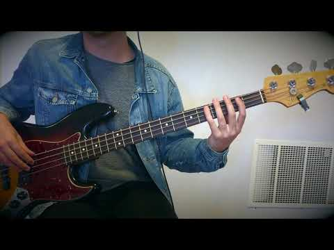 Four note groupings - udvidet jazz blues (bas)