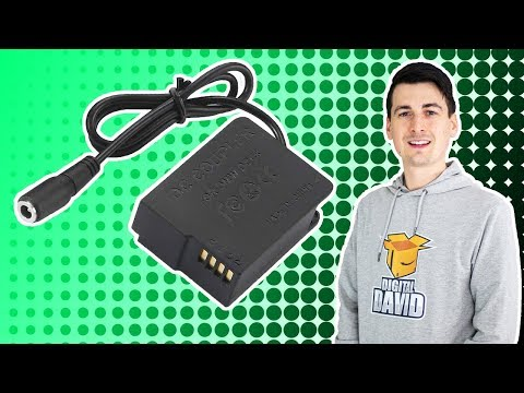 FIT-POWER AC Power Adapter Review // DC Coupler Panasonic Lumix