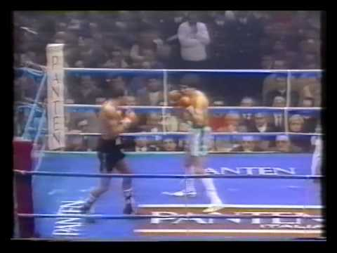 Lloyd Honeyghan vs Gianfranco Rosi