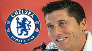 Robert Lewandowski 2017 ● Welcome to Chelsea? - Crazy Skills Show, Goals & Assists HD