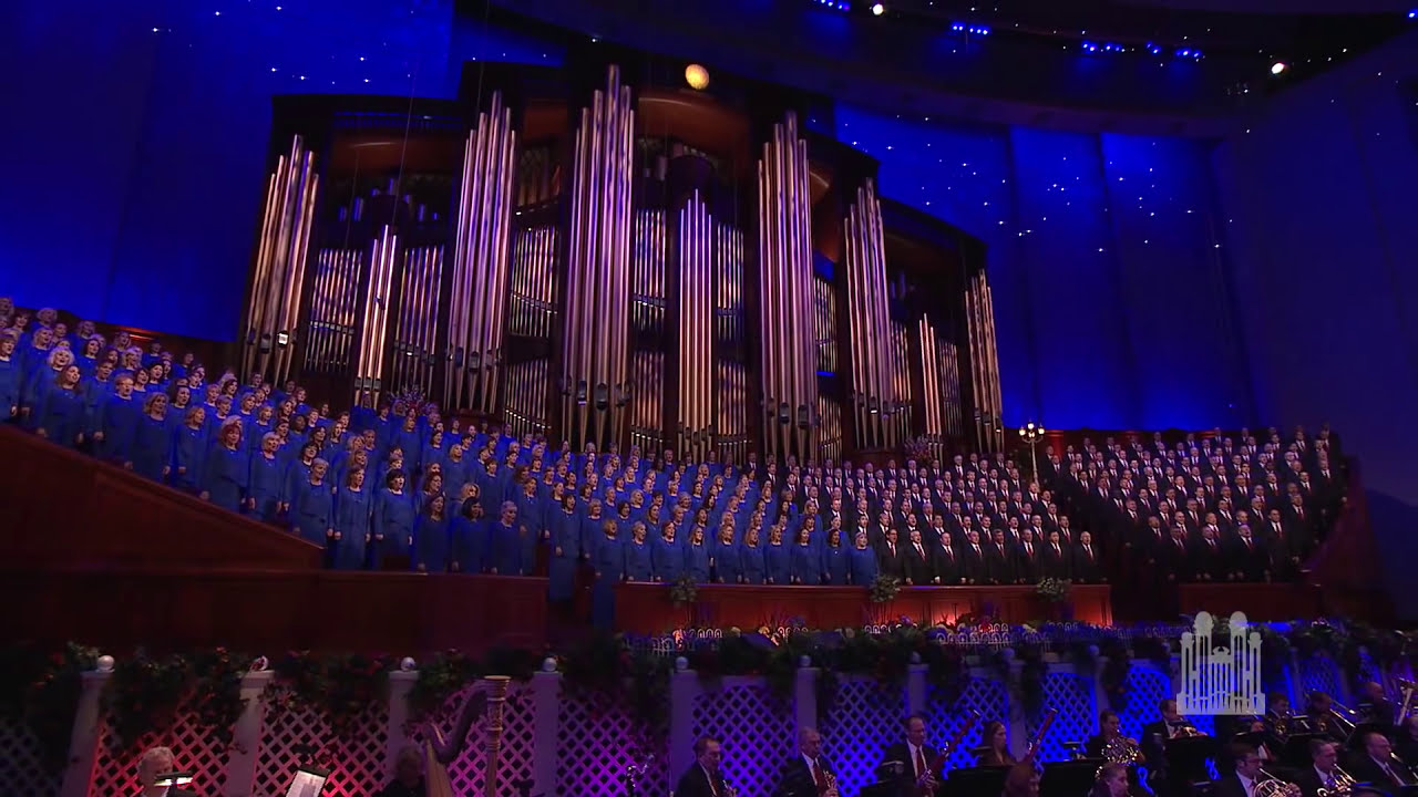 Somewhere, from West Side Story - Mormon Tabernacle Choir ...