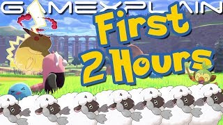Previews of Pokémon Sword & Shield Released! Highlights from the First 2 Hours!