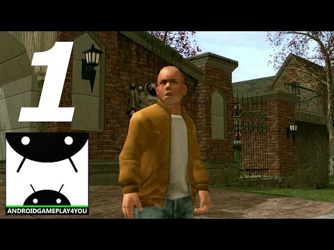 Bully: Anniversary Edition Android GamePlay Walkthrough #1 (By Rockstar Games)