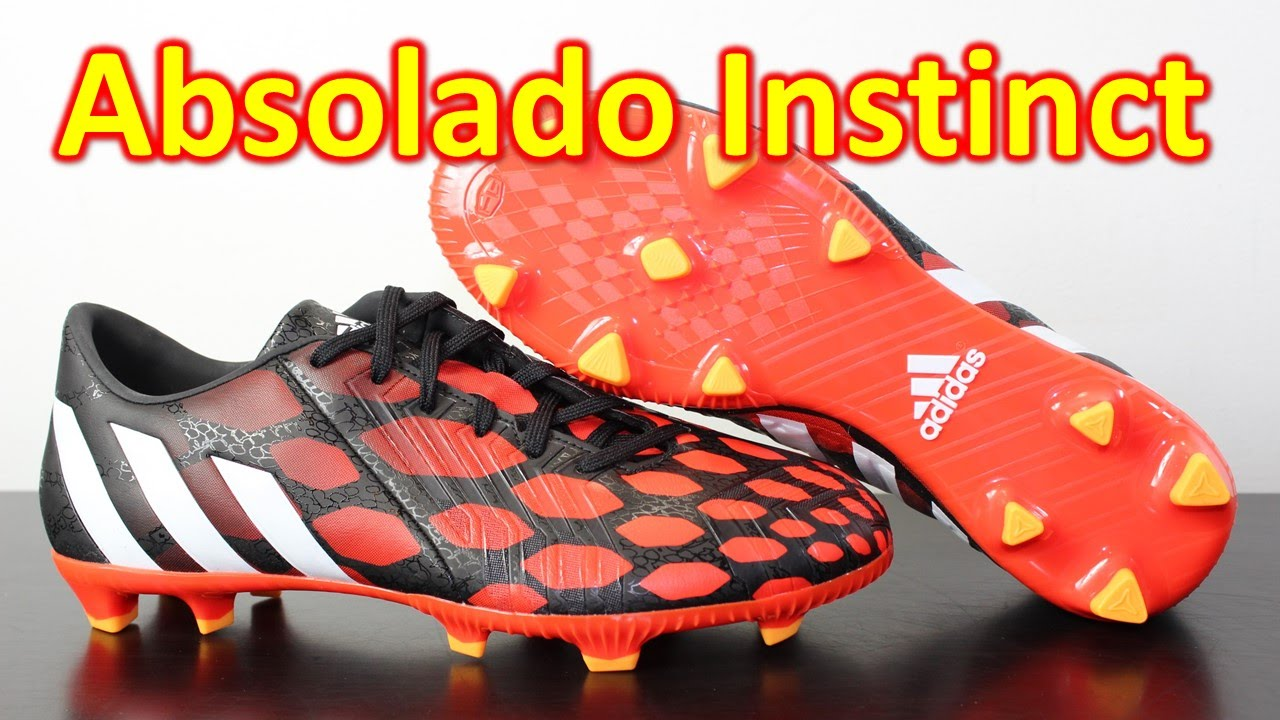 granja Contratado béisbol  Adidas Predator Absolado Instinct Review - Soccer Reviews For You