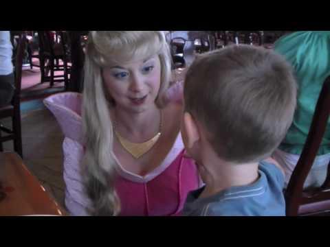 Sleeping Beauty/Aurora - Akershus, Walt Disney World