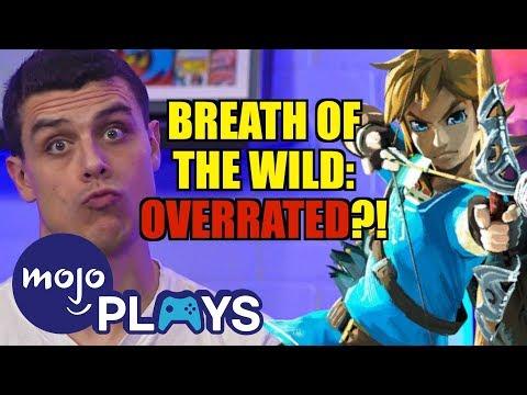 Is Zelda: Breath of the Wild Overrated? Mirror Match!