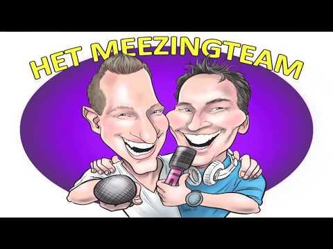 Hou me vast - Tino Martin/ Het Meezingteam Karaoke