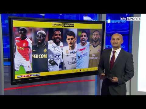 Latest Transfer Centre   Man Utd  Man City  Arsenal  Chelsea  Everton  West