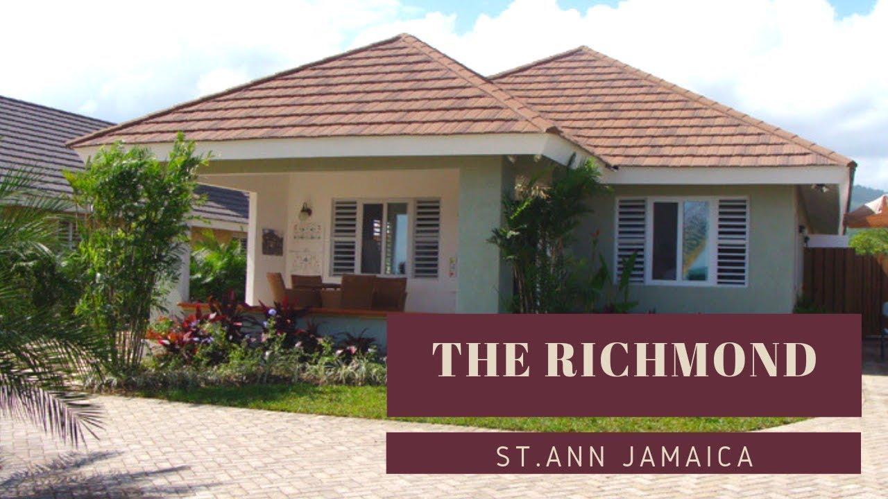 The Richmond St Ann Jamaica Gated Community For Sale Youtube