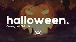 halloween   A Gaming and Chill mix