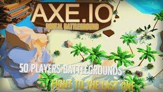 AXE.IO - Crescent Moon Games Walkthrough