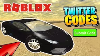 *NEW ALL CODES* | VEHICLE SIMULATOR UPDATE ROBLOX! *Over $500,000!*