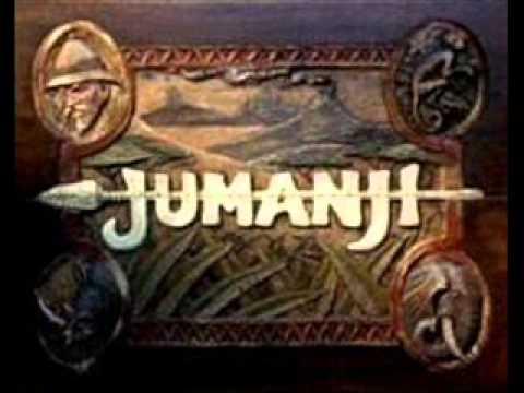Jumanji Drums