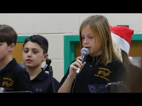 Swimming River School Chorus 12/18/18 C