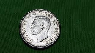 1947 5 cent Canada