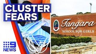 Coronavirus: NSW ordered to mask up amid Sydney school outbreaks | 9 News Australia