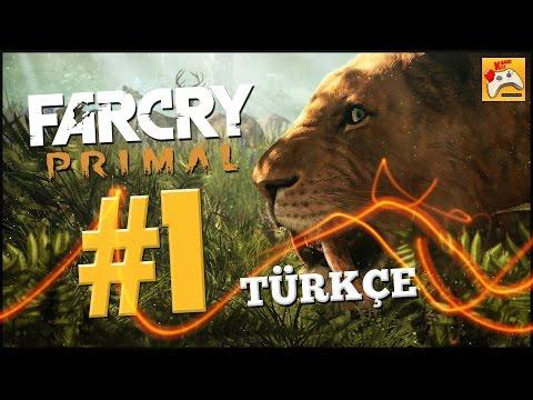 FAR CRY PRIMAL #1 Milattan Önce 10000 Yılındayız! (Türkçe Altyazılı) (PS4)