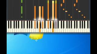Don & Dick Addrisi   Never My Love [Piano tutorial by Synthesia]
