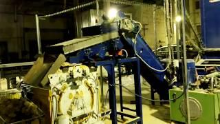 выполнение ремонтных, электромонтажных и пусконаладочных работ пресса C.F.Nielsen BP6500