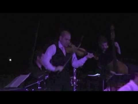 """Ali Bello violin - Doc Severinsen and El Ritmo de la Vida - """"Camino Del Pan Bendito"""""""