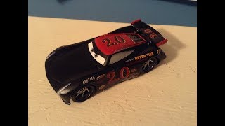 Disney Cars Thomasville Legends Jackson Storm Review