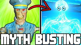 Can TEDD's Easter Egg DAMAGE the AVAGADRO BOSS?!? // BLACK OPS 4 ZOMBIES // MYTH BUSTING MONDAYS #37