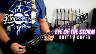 Godsmack - Eye Of The Storm (Guitar Cover)