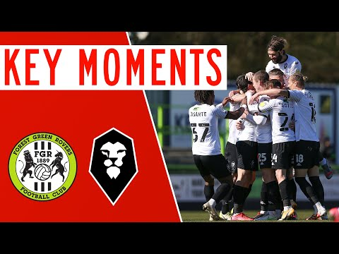 Forest Green Salford Goals And Highlights