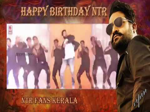 NTR Birthday Special Mash Up