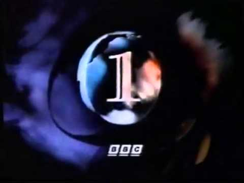 BBC1 1991-1997 Virtual Globe Full Ident