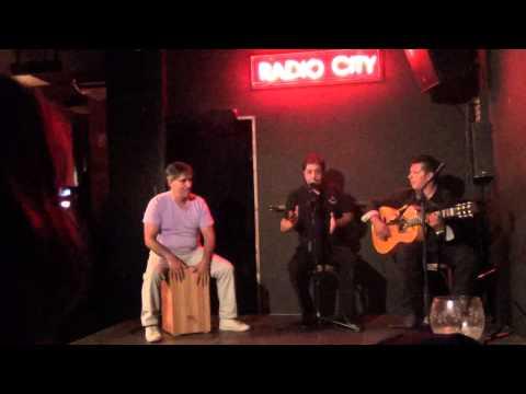 Spain Valencia Flamenko Фламенко в Валенсии. Кафе Radio City 2013