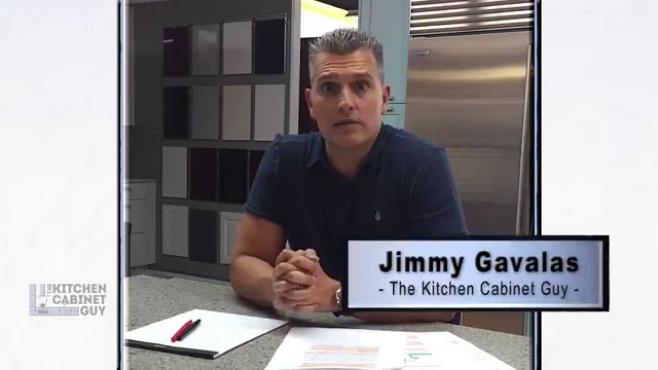 Who is The Kitchen Cabinet Guy? - YouTube